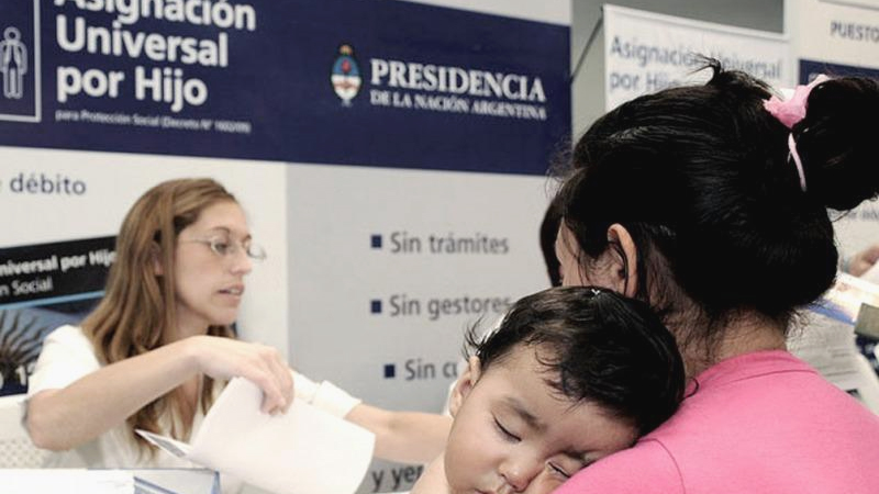 La Asignación Universal por Hijo tendrá un millón de nuevos beneficiarios