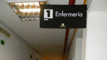 Concordia: Cambia de edificio la sede donde se estudia Enfermería Universitaria