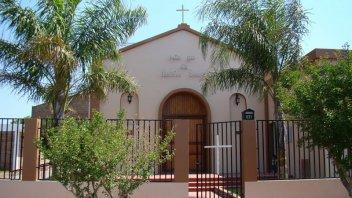 La capilla del Perpetuo Socorro planea la Emparifa y varias excursiones