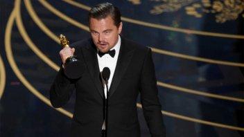 DiCaprio donó 12 millones de dólares para afectados por el coronavirus