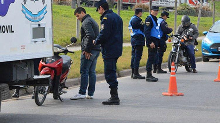 Tránsito: La Policía amplía su actuación en el
