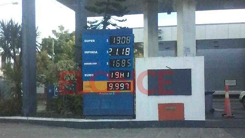 Así quedaron los precios en Paraná.