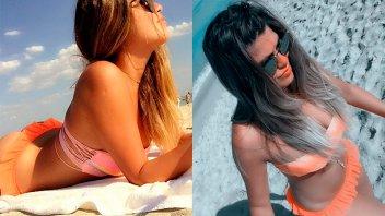 Loly Antoniale disfruta de la soltería: Se mostró en bikini y muy sonriente