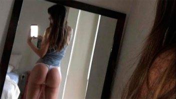 La foto hot de Marianela Mirra para responderle a Loly Antoniale