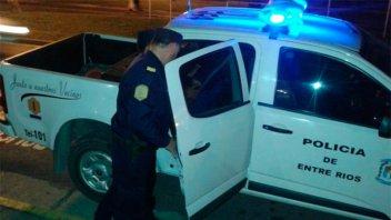Detenidos por realizar robos durante la noche