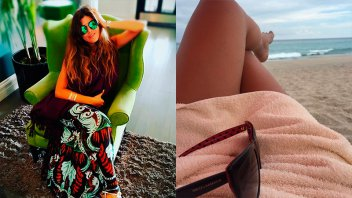 El rotundo cambio de vida de Loly Antoniale, fuera del país