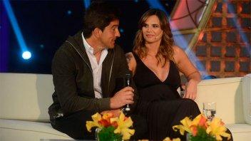 Granata habló sobre la infidelidad de su pareja: