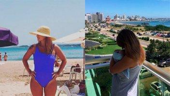 Amalia Granata bajó 11 kilos y se mostró en malla