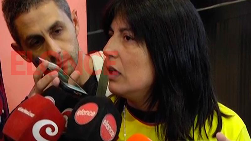 El doloroso discurso de la madre de Fernando: Estoy