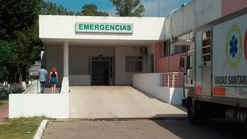 El pequeño fue llevado al Hospital de La Paz por familiares