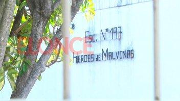 Cinco empresas presentaron ofertas para obras en la escuela Héroes de Malvinas