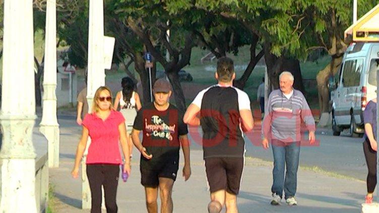Habilitaron las actividades deportivas al aire libre en Entre Ríos