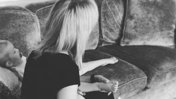 La primera imagen de Luisana Lopilato con Noah, tras su recuperación
