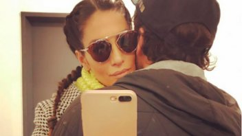Silvina Escudero presentó a su nuevo novio