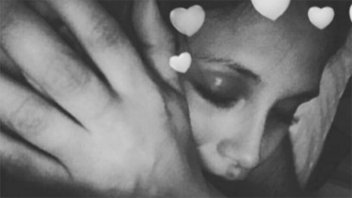 Barbie Vélez publicó la primera foto con su nuevo novio