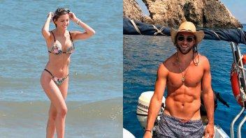 Candela Ruggeri confirmó su romance con un futbolista: De quién se trata