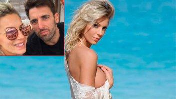 Noelia Marzol mostró más que nunca sus curvas y presentó a su nuevo novio