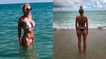 Confesiones y sensuales fotos de Yanina Latorre en bikini