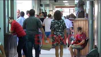 Trabajadores judiciales anunciaron un paro de actividades: Será este miércoles