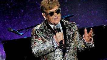 Elton John fue el músico mejor pago del último año en el mundo