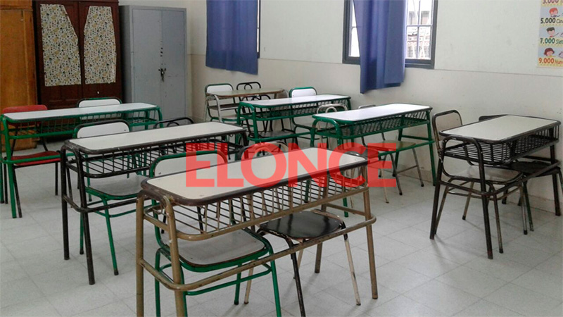 La vuelta a clases: El ministro Trotta habló de aulas de