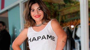 Fuerte posteo de Gianinna Maradona y la