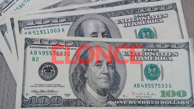 El dólar blue profundizó la baja y cerró la semana con una caída de $26