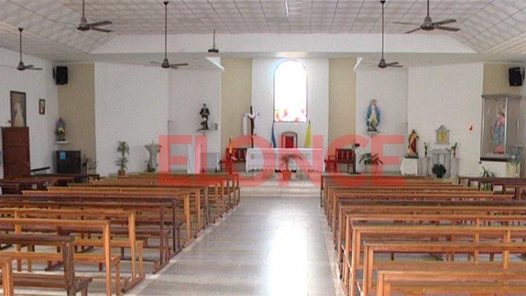 La misa de Domingo de Ramos, en vivo por Elonce