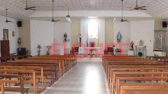 La misa de Domingo de Ramos se transmitirá hoy por Elonce TV