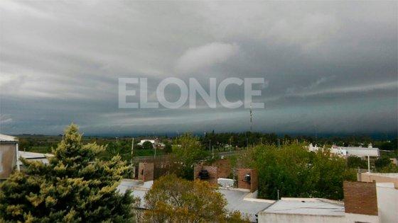 Sigue alerta por tormentas para una zona de Entre Ríos y otras cuatro provincias