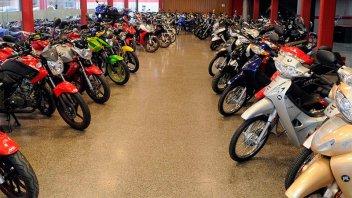 La venta de motos cayó 37,3 por ciento en todo el país durante enero