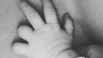 Lopilato contó el motivo del nombre de su hija: