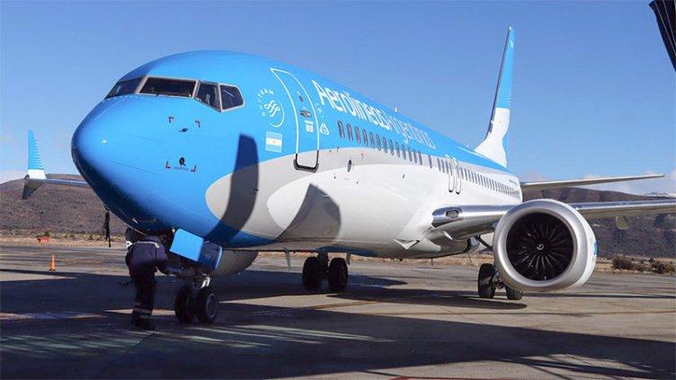 Aerolíneas Argentinas programó un nuevo especial desde Bogotá para el miércoles