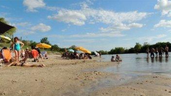 El balneario Arenas Blancas extenderá la temporada turística durante marzo