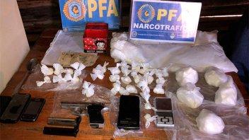 Narcomenudeo: Los condenaron por la venta de droga a través de
