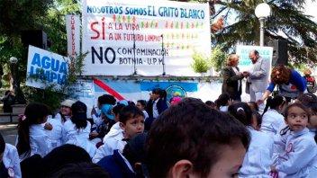 El Grito Blanco se hará en Gualeguaychú bajo una nueva modalidad