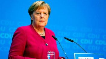 Alarma en Alemania: Merkel y los alcaldes acuerdan medidas más estrictas