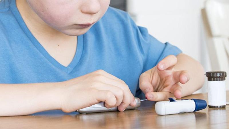 síntomas tipo 1 diabetes niño