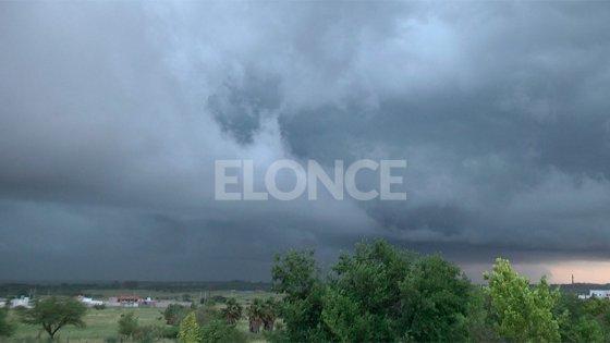 Emitieron alerta por tormentas para una zona de Entre Ríos y otras provincias