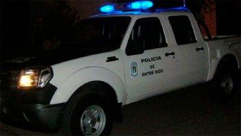 Encapuchados asaltaron, golpearon y maniataron a familia entrerriana