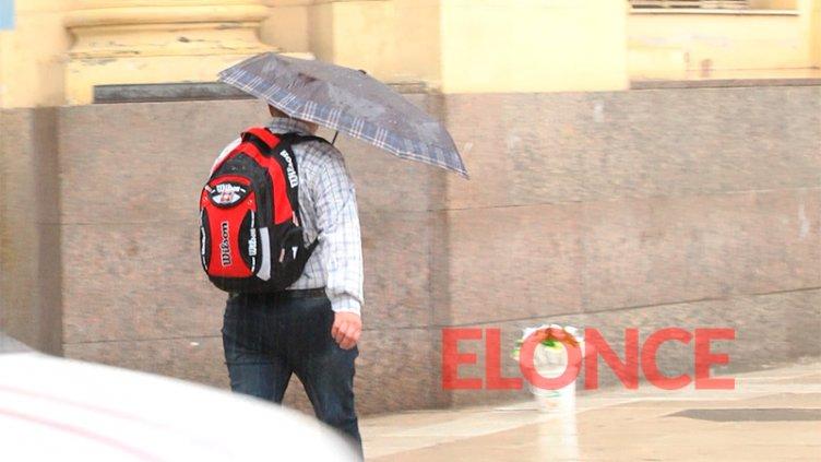 Hay alerta por tormentas para la provincia: Pronostican baja de la temperatura
