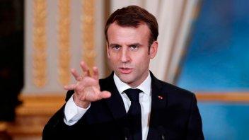 Macron anunció nuevo plan restrictivo para detener la segunda ola de coronavirus