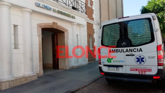 Dos de los 10 entrerrianos con coronavirus continúan internados en aislamiento