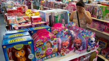 Advierten que podría haber faltantes de juguetes para el Día del Niño