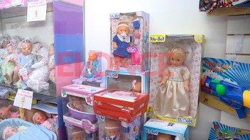 Los precios de los juguetes aumentaron 40 por ciento en 12 meses