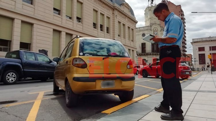 Nuevo estacionamiento medido en el centro de Paraná: los puntos claves