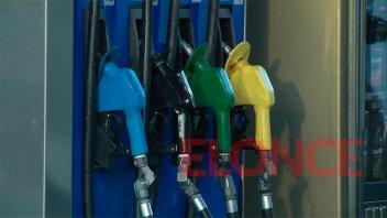 Venta de combustibles está hasta 20% por debajo de los niveles pre pandemia