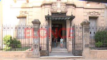 Hace 110 años se inauguró el edificio de la Biblioteca Popular