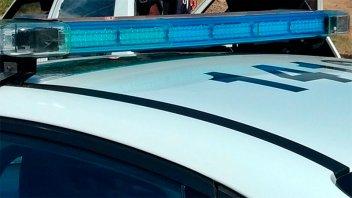 Productor rural fue detenido por agredir a un agente de tránsito