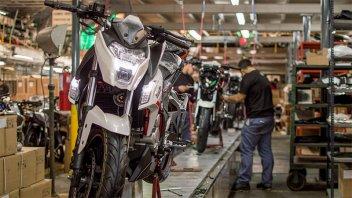El patentamiento de motos creció 8,9 por ciento durante junio